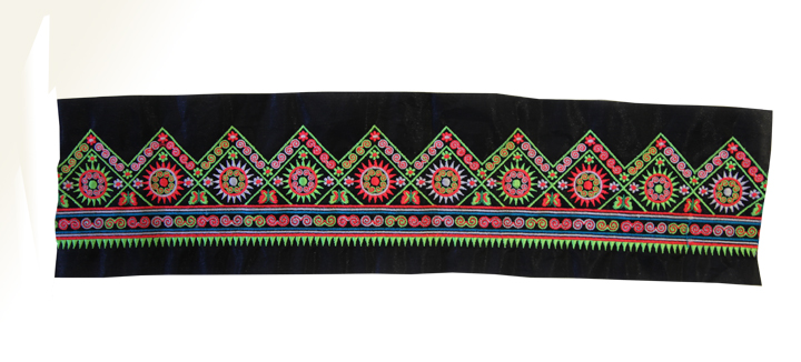 Hmong Embroidery Inspired Designs
