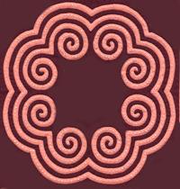Hmong Embroidery Symbols